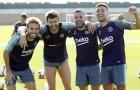 'Chủ tịch' trở lại, dàn sao Barca được tiếp thêm động lực