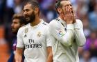 Hàng công 4 trận không ghi bàn, Real thoi thóp trên sân nhà