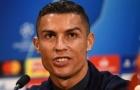 Ronaldo mỉa mai phản pháo chia sẻ từ sao Real