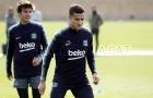 Trụ cột trở lại, Barca sẵn sàng nghênh chiến Atletico