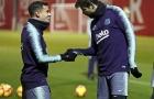 Dàn sao Barca thoải mái chờ derby Catalunya