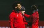 Tiếp đón MU, dàn sao Liverpool thoải mái như không có gì
