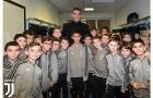 Có lẽ đúng, Ronaldo thuộc về Juventus