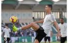 Ronaldo và dàn sao Juve cật lực vì mục tiêu tối thượng
