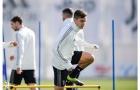 Vắng Ronaldo, song sát Juve cật lực thể hiện
