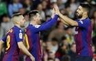 La Liga ngã mũ trước Messi 'lên thần', Barca phục hận thành công