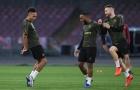 Dàn sao Arsenal muôn vàn biểu cảm phấn khích chờ làm rạng danh bóng đá Anh