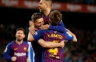 Hàng công triệu đô đóng 'kép phụ', Barca chờ ngày đăng quang La Liga