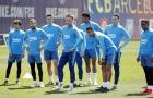 Dàn sao Barca bất ngờ tỏ vẻ mặt khó hiểu sau ngày chinh chiến ở La Liga