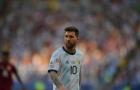 Messi sẽ trở thành 'tội đồ' của Argentina vì 1 chiếc thẻ đỏ oan nghiệt?