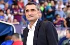 Sau tất cả, Valverde chỉ là người đàn ông tội nghiệp ở Barca