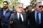 Lazio có nguy cơ xuống hạng vì phỉ báng người Do Thái