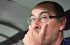 HLV Sarri khích tướng học trò trước màn tái đấu Man City