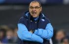 Sau thất bại, Napoli nhắm vô địch Europa League