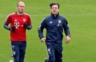 Dortmund chú ý, 'gã hói' Robben sắp trở lại