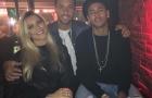 Neymar bị bắt gặp đang 'quẩy' tại quê nhà