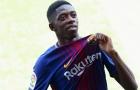 Đen đủi tại Barca, Dembele sang Dortmund nhận giải thưởng