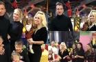 Icardi xóa 'ân oán tình thù' với bạn cũ trong tiệc sinh nhật con trai