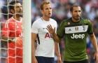 Buffon 'vừa đấm vừa xoa' Harry Kane trước thềm Champions League