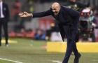 Spalletti 'đá xoáy' Inzaghi sau trận hòa may mắn