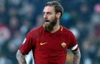 De Rossi: 'Nếu không làm cầu thủ, tôi sẽ là fan cuồng của Roma'
