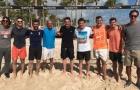 Hội AC Milan 'đưa nhau đi trốn' tại Miami