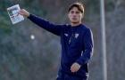Montella phản pháo Maradona: 'Ông ấy muốn nói gì thì cứ tự nhiên'