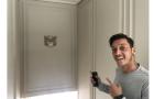 Ozil khoe ảnh sửa nhà, cam kết gắn bó với Arsenal?