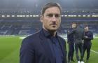 Totti: 'Ăn tối với vợ vui hơn ghi bàn'
