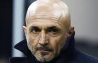 Spalletti sụp đổ khi Inter không thể thắng