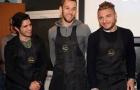 Sao Lazio hóa 'soái ca bồi bàn' phục vụ bệnh nhi