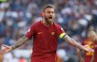 De Rossi: 'Không có tôi, Roma không thắng được'