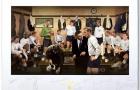 Tottenham rao bán bộ tranh phiên bản 'biệt đội siêu anh hùng'
