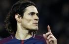 Cavani vẫn 'ghim' Barcelona trong tâm trí