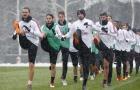 Milan rèn quân kĩ, quyết 'làm gỏi' Inter