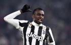Sao Juventus tiết lộ 'nụ hôn bất ngờ' từ Buffon