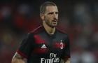 Thất bại trước Arsenal, Bonucci cảm ơn fan rối rít