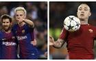 AS Roma - Barca trên thị trường chuyển nhượng: Catalunya 'lấy tiền đè người'