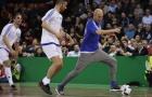 Về quê nhà, Zidane chơi bóng như 'hồi xuân'