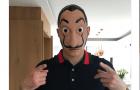 Benzema hóa trang hù fan vì cuồng phim