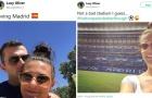 Vợ chồng trọng tài Michael Oliver là fan cuồng của Real Madrid?