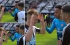 Aubameyang nghẹn cổ với 'cục lơ' của sao Newcastle