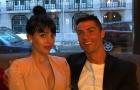 Sắp quyết chiến với Bayern, Ronaldo đưa bạn gái hưởng trăng mật sớm?