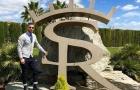 Ramos lên hương nhờ kinh doanh phát đạt