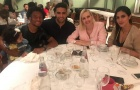 Sao Juventus 'đi đêm' với bạn thân tại Monaco