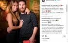 Messi nhận lời chúc sinh nhật từ 'người phụ nữ hạnh phúc nhất thế giới'