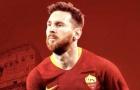 Messi thành 'vật tế thần' trong khẩu chiến giữa Roma - Barca