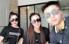 Lộ bằng chứng bạn gái tin đồn của Bùi Tiến Dũng sang Indo cổ vũ U23 Việt Nam