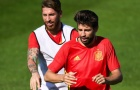 Ramos và Pique đã hoá giải thù hận vì lý do này