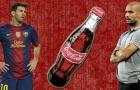 Để có phong độ đỉnh cao, Messi từng đi... cai nghiện